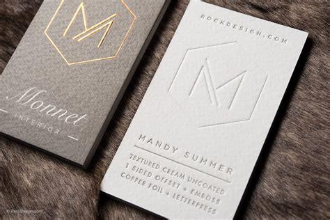 interior designer template  textured stock  emboss