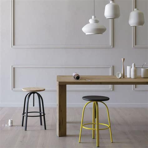 sgabello metallo ferrovitos sgabello miniforms in metallo e legno