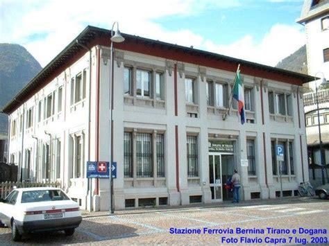 ufficio turistico tirano trenino rosso bernina tirano st moritz guida