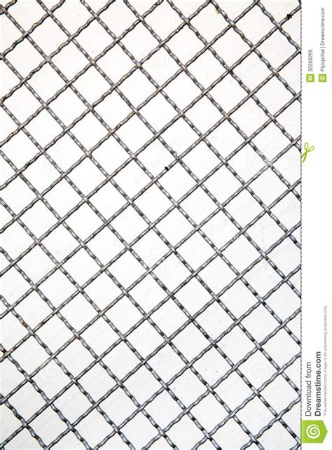 pattern line texture grid line of metal fence pattern background abstract or