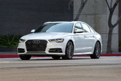 new audi 2018 a6 2018 audi a6 pricing for sale edmunds