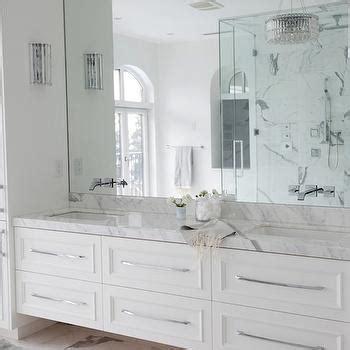 frameless bathroom mirror design decor photos