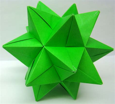 Modular Origami Balls - origami choice image craft decoration ideas