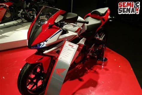 Honda Cbr 150r K45a Akhir 2015 ahm sedang persiapkan new honda cbr150r semisena