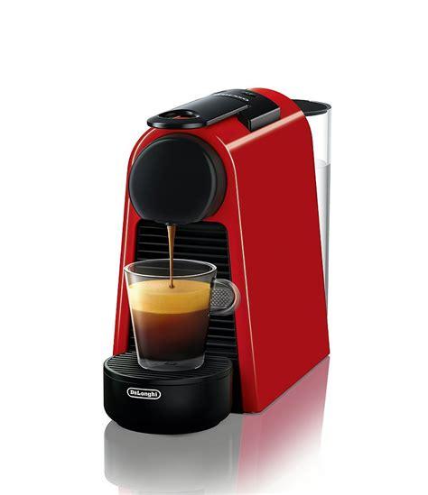 nespresso by delonghi essenza mini espresso machine dillards