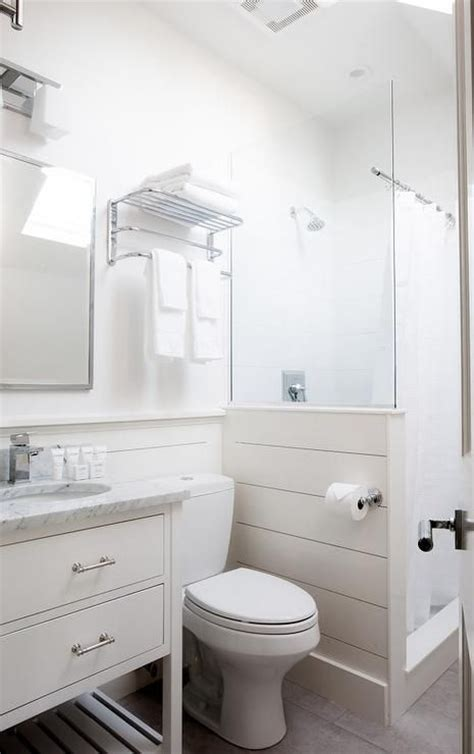 white paneling for bathroom walls rachel reider interiors bathrooms shiplap shower