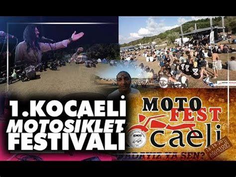 kocaeli motosiklet festivali    agustos