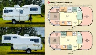 scamp floor plans scamp floor plans for the rv best home design and