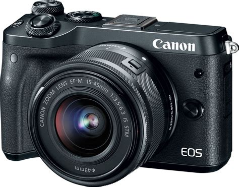 Canon Eos M6 Only Canon M6 Eos M6 canon eos m6 review now shooting