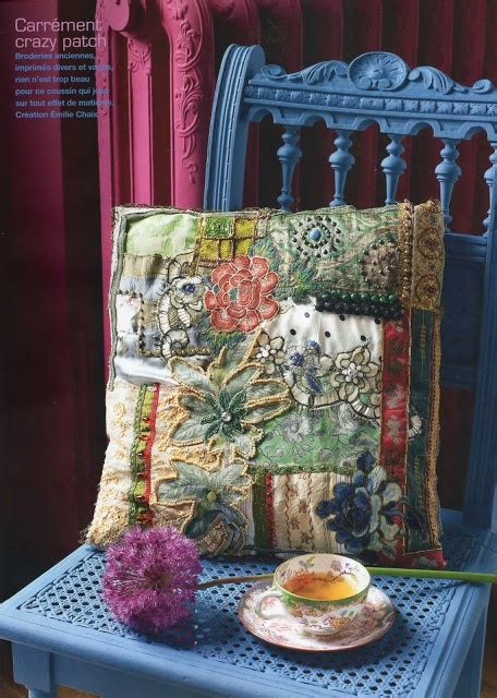 Poetic Patchwork - 17 best images about cushions on patchwork