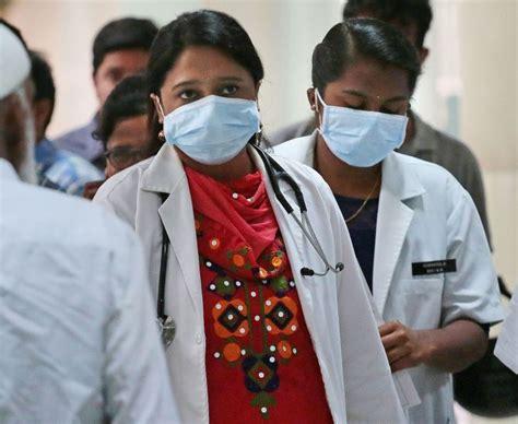 india reports  coronavirus case  kerala rediff