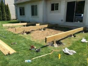 how to make a deck 25 best ideas about floating deck plans on