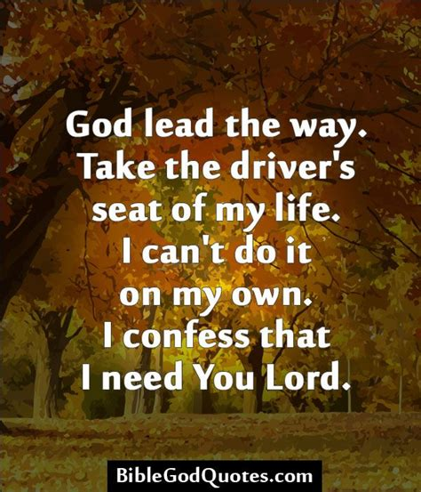 spending god s money god s own way daily times nigeria god lead the way take the driver s seat of my i can t do it on my own i confess that i
