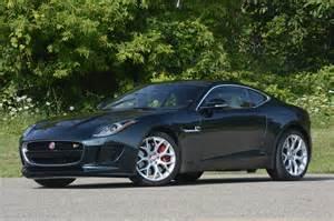 2015 Jaguar F Type S 2015 Jaguar F Type V6 S Coupe Review Photo Gallery