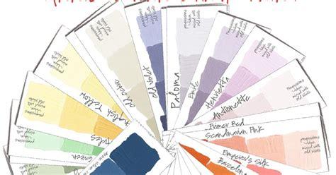 colorways sloan chalk paint color wheel