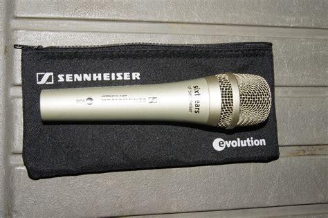 Microhone Mic Kabel Sennheiser E 945 935 photo sennheiser e 935 silver e935 silver 787425 audiofanzine