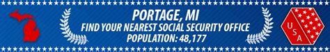 portage mi social security offices ssa offices in