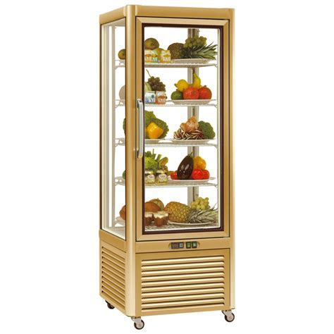 Tecfrigo Prisma 400 Gold Range   Interlevin Refrigeration Ltd