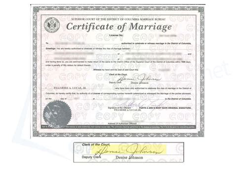 certification of marriage letter sle marriage certificate certification letter exle