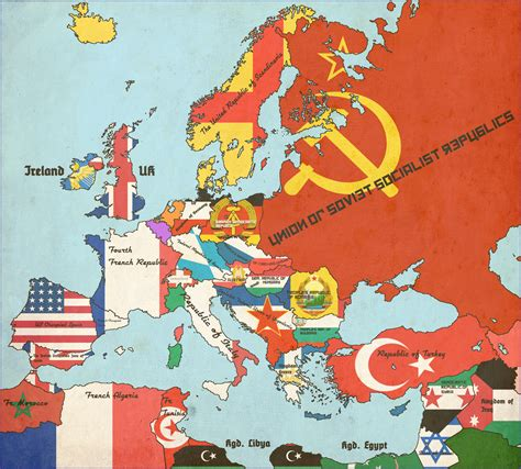 europe a history europe 1950 alt history partner to yalta 1946 by animadefensor on