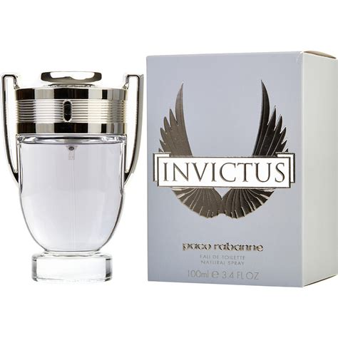 Paco Rabanne Invictus 100ml invictus by paco rabanne cologne perfume paco