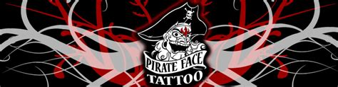 pirate face tattoo pirate supplies kits