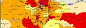 radon map oregon portland home inspections portland home inspector mold
