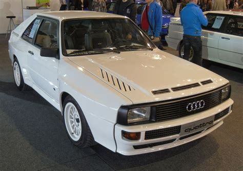 Audi Coupe S1 by Audi Sport Quattro