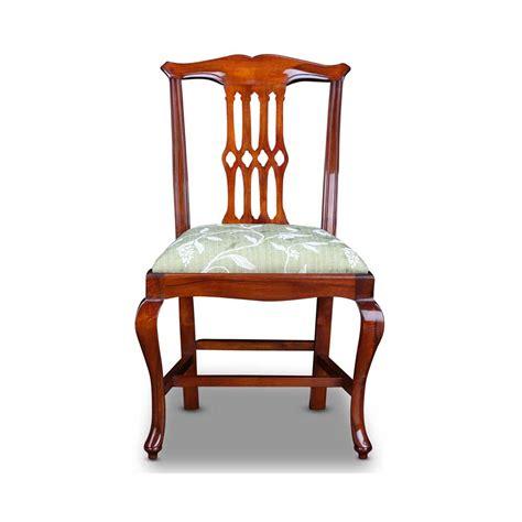 stuhl chippendale sch 246 nen chippendale stuhl aus nussbaum bei stilwohnen kaufen