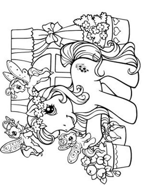 connemara pony coloring pages dessin 195 colorier poney et licorne