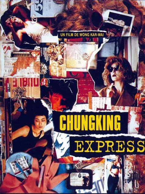 soundtrack film quickie express chungking express film 1994 allocin 233