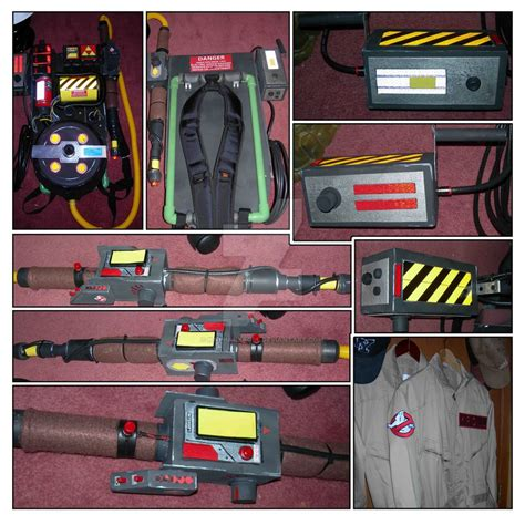 Real Ghostbusters Proton Pack by Diy Real Ghostbusters Proton Pack By Nathankroll On Deviantart