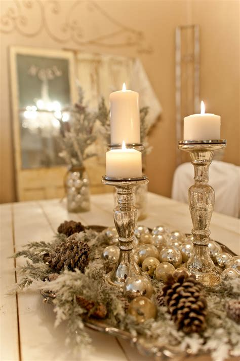 christmas centerpieces 50 best diy christmas table decoration ideas for 2017