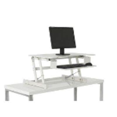 stand at desk desks desk at best prices officeworks
