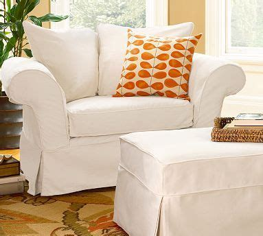 Pottery Barn Charleston Slipcover Overstuff Chair And An Overstuffed Chair For Reading
