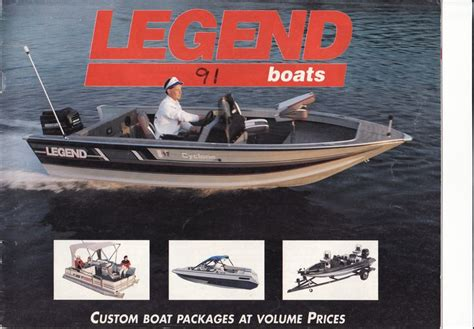 legend boats catalogue 28 best legend history images on pinterest catalog cover