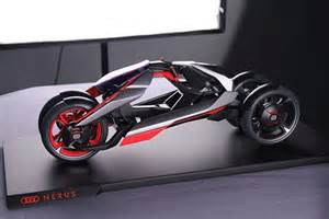 Audi Motorcycles 187 Concept Audi Nexus With The Of The Machine And
