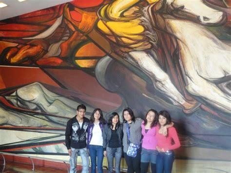 equipo  historia de mexico ii analisis de  mural