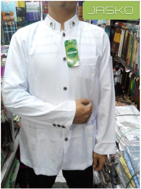 Jasko Polos 1 jual jasko jas koko putih polos jasko muslim busana