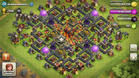 layout editor coc 1000 images about coc th 10 layouts on pinterest clash