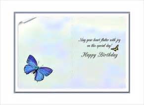 Birthday Card Printable Template Birthday Card Templates Free Amp Premium Templates