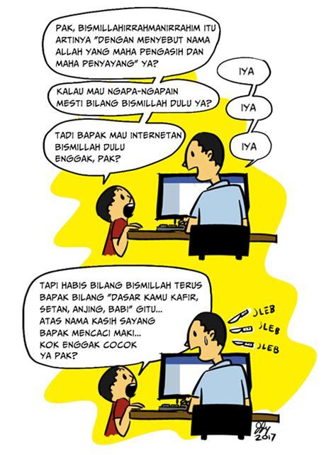 Komik Four lewat komik ibu ibu indonesia lakukan kritik sosial