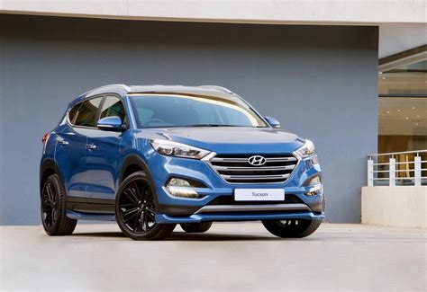 Hyundai Tucson Sport (2017) Launch Review   Cars.co.za