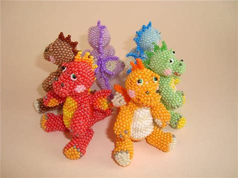 beaded 3d animals mc biser info all about and bead work