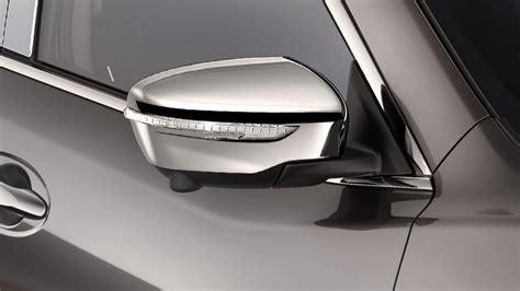 All New Innova Mirror Pillar Cover Chrome Aksesoris Toyota Innova accessories nissan x trail 4x4 suv 7 seater car nissan