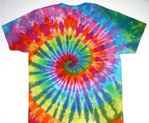 how to make tye dye t shirts 3