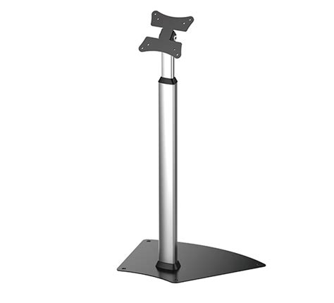 Bracket Stand Lcd Touchscreen touch screen floor stand 13 quot 27 quot screenco