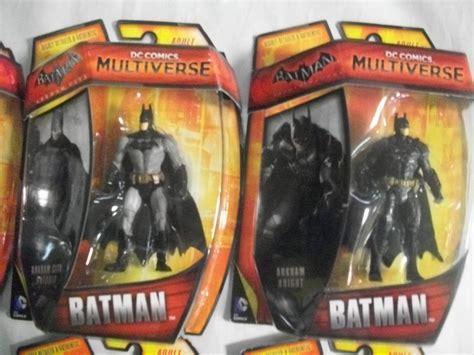 Two Arkham Dc Multiverse Mattel Moc dc comics multiverse arkham city batman azrael deadshot mr