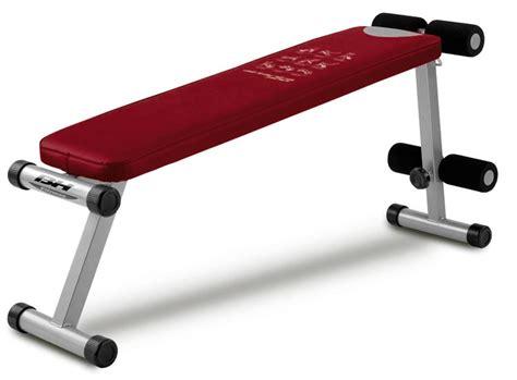 banc plat de musculation banc de musculation bh fitness atlanta 300