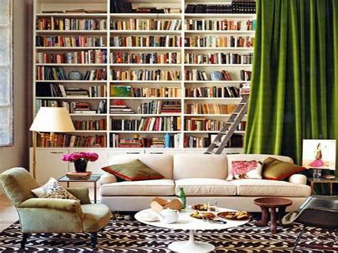 living room library design bookcases cabinets home inspiration ideas